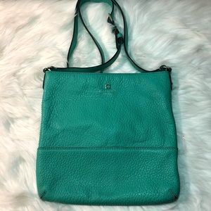 Kate Spade Cora Leather Crossbody Bag